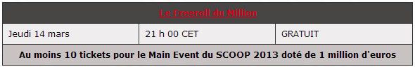 freeroll-du-million-calendar