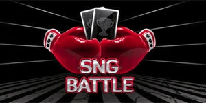 SNG Battle sur Betclic Poker