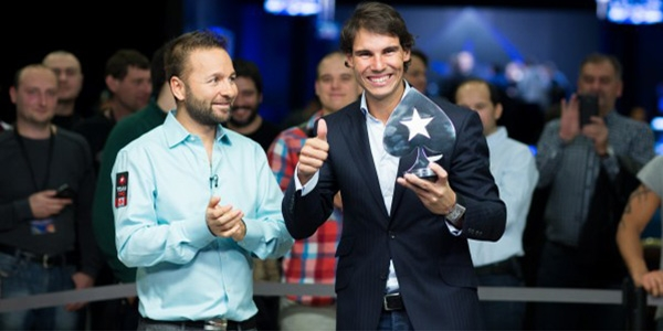 Rafa Nadal remporte un tournoi de poker a Prague