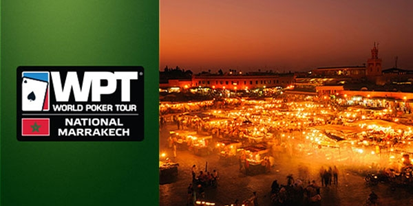 PartyPoker satellites pour le WPT National Marrakech
