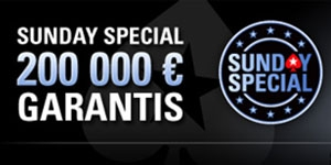 PokerStars.fr - Sunday Special