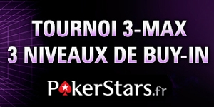 Sunday 3D sur PokerStars