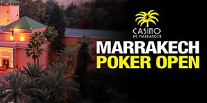 Marrakech Poker Open 2012
