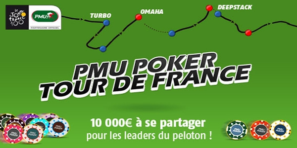 PMU Poker Tour de France
