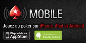 PokerStars elu meilleur operateur de poker sur mobile